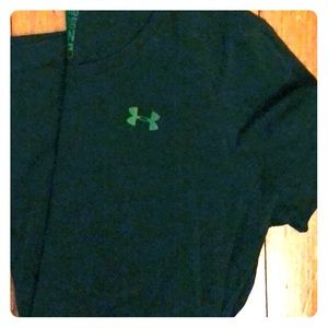 Under Armour semi - fitted cotton tee